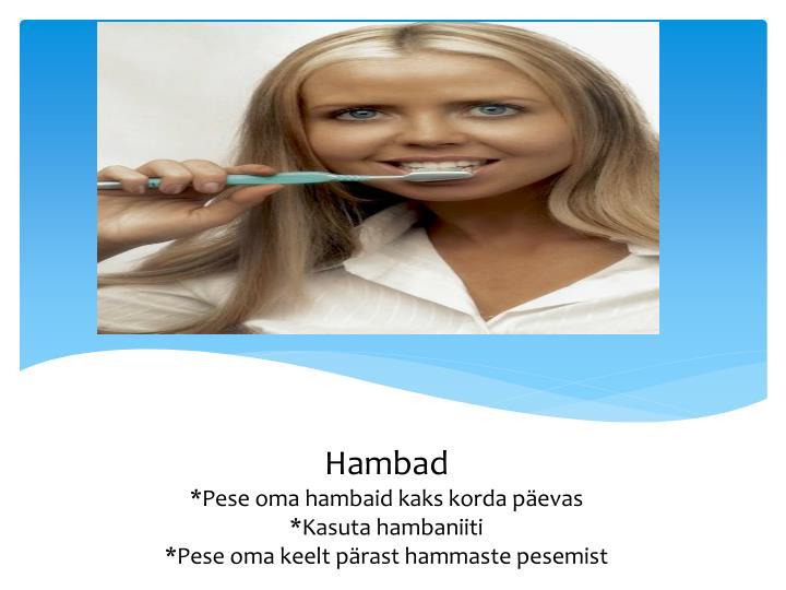 Hambad