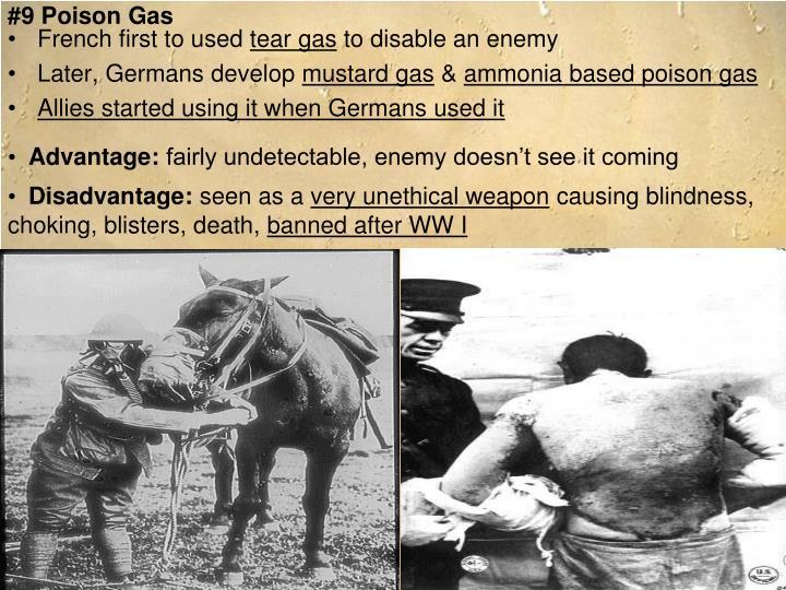 #9 Poison Gas