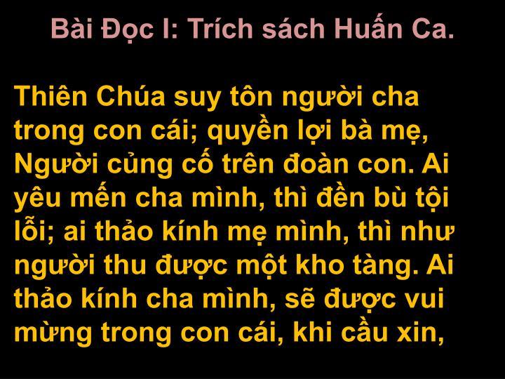 Bi c I:Trch sch Hun Ca.