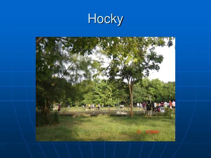 Hocky