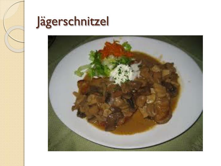 Jägerschnitzel