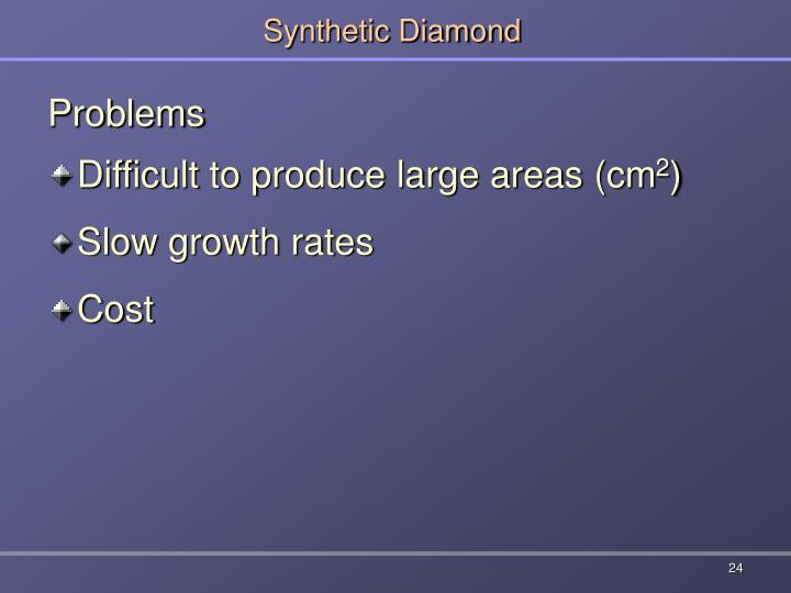 Synthetic Diamond