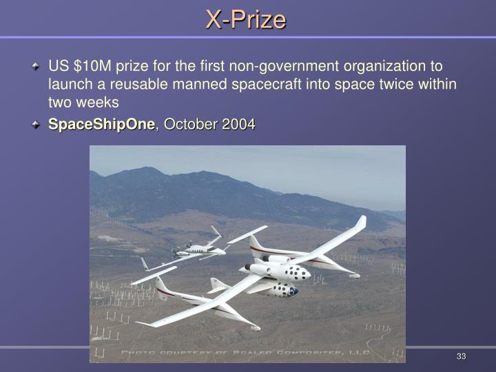 X-Prize