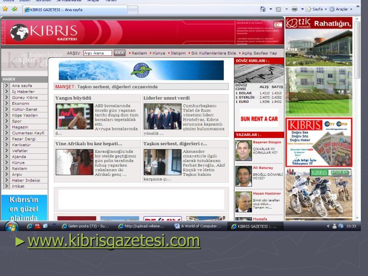 www.kibrisgazetesi.com