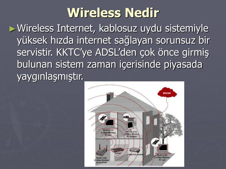 Wireless Nedir