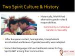 two spirit culture history2