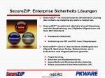 securezip enterprise sicherheits l sungen
