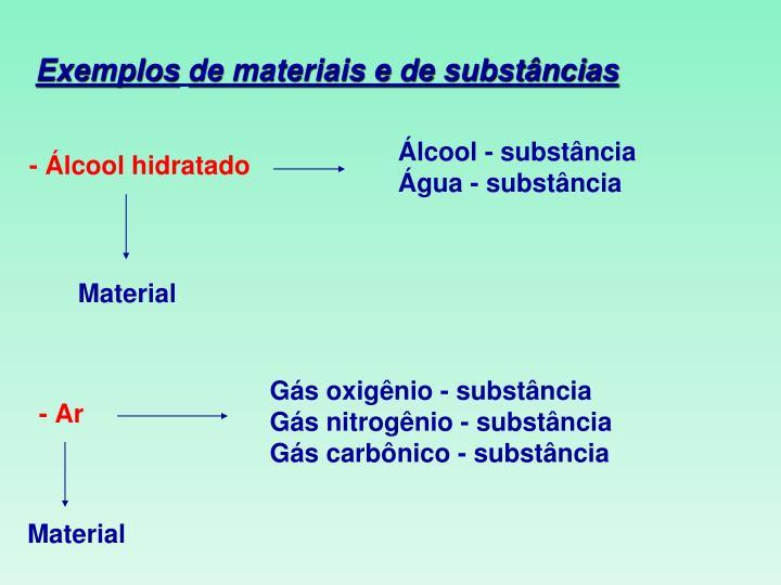 Álcool - substância