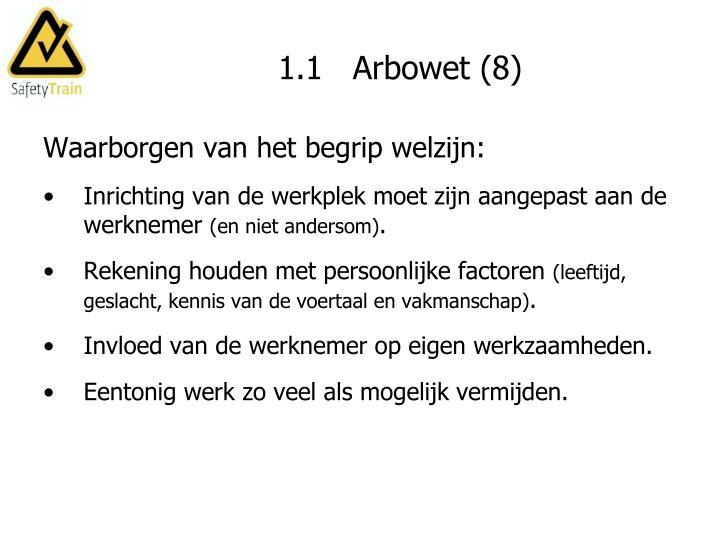 1.1   Arbowet (8)