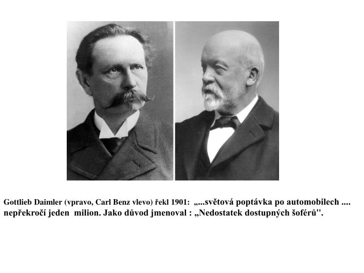 Gottlieb Daimler (