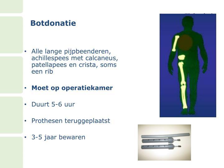 Botdonatie