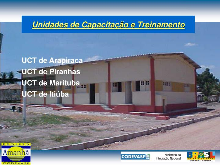 UCT de Arapiraca