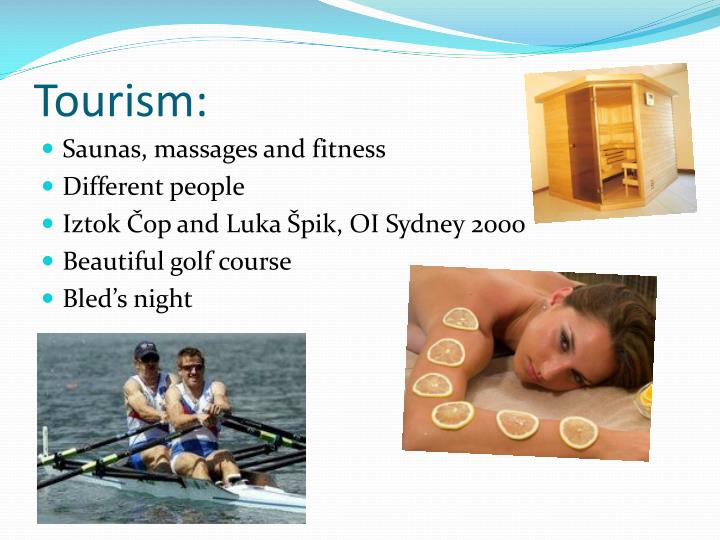 Tourism: