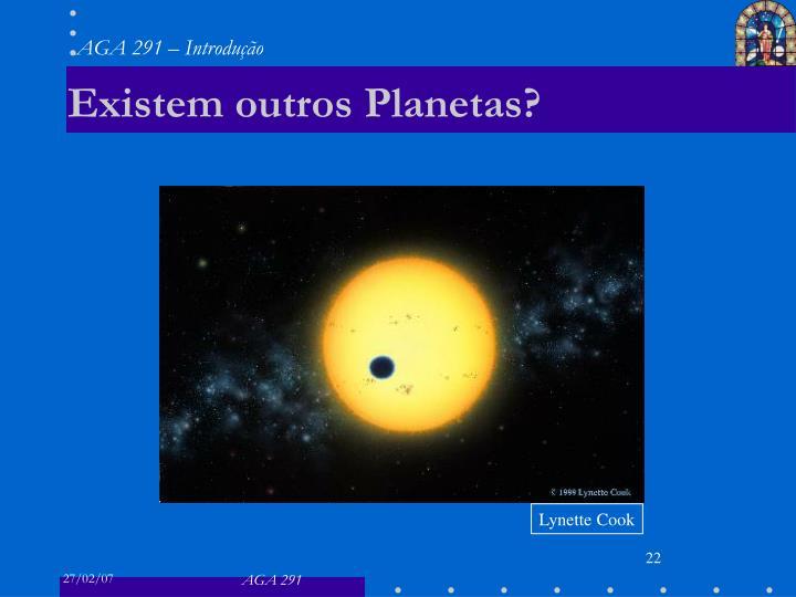 Existem outros Planetas?