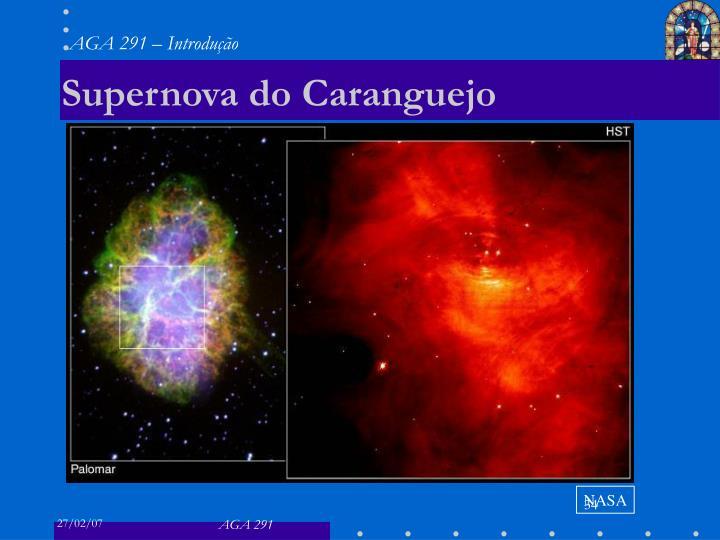 Supernova do Caranguejo