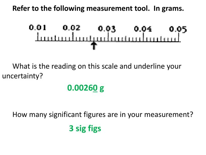 Refer to the following measurement tool.  In grams.
