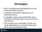 tehnolo ijas