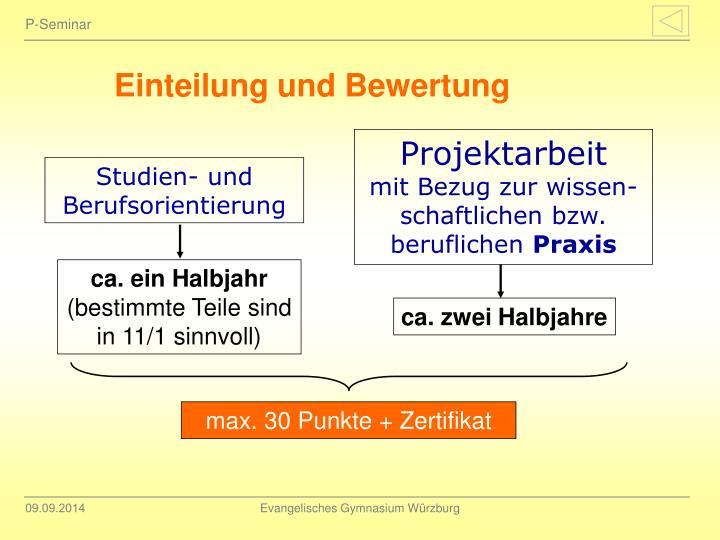 P-Seminar