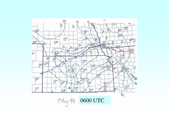 0600 UTC
