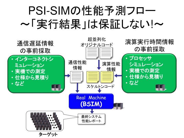 PSI-SIM