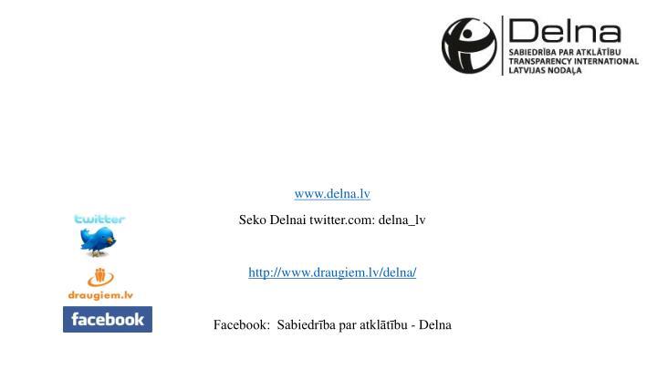 www.delna.lv