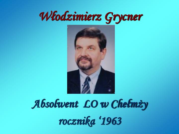 Włodzimierz Grycner
