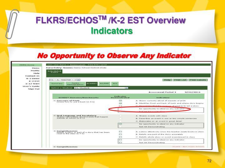 FLKRS/ECHOS