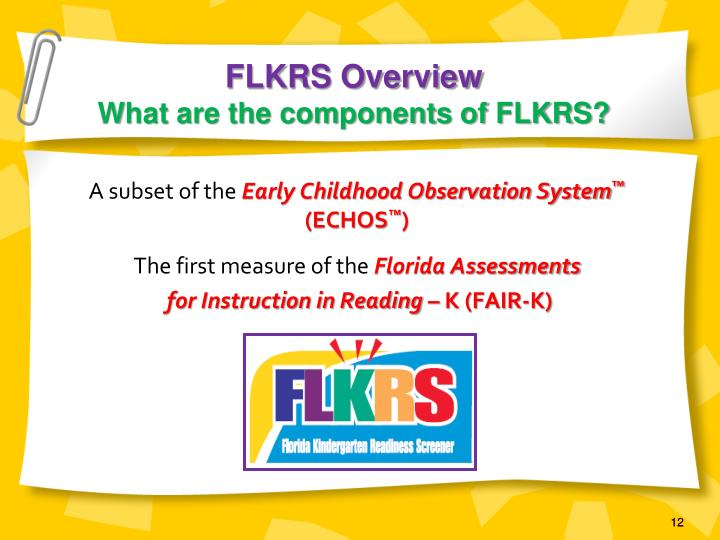 FLKRS Overview