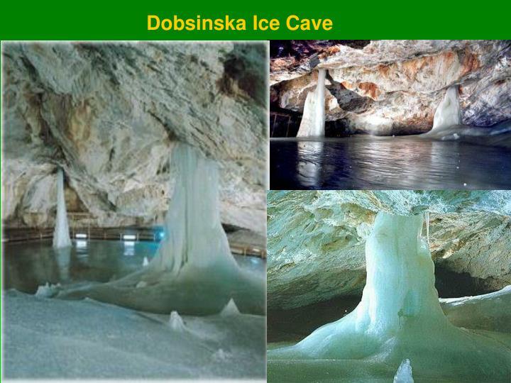 Dobsinska Ice Cave