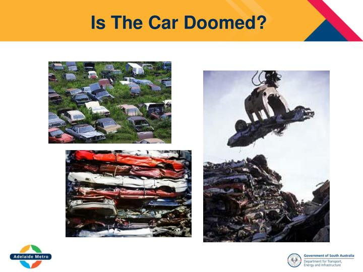 Is The Car Doomed?