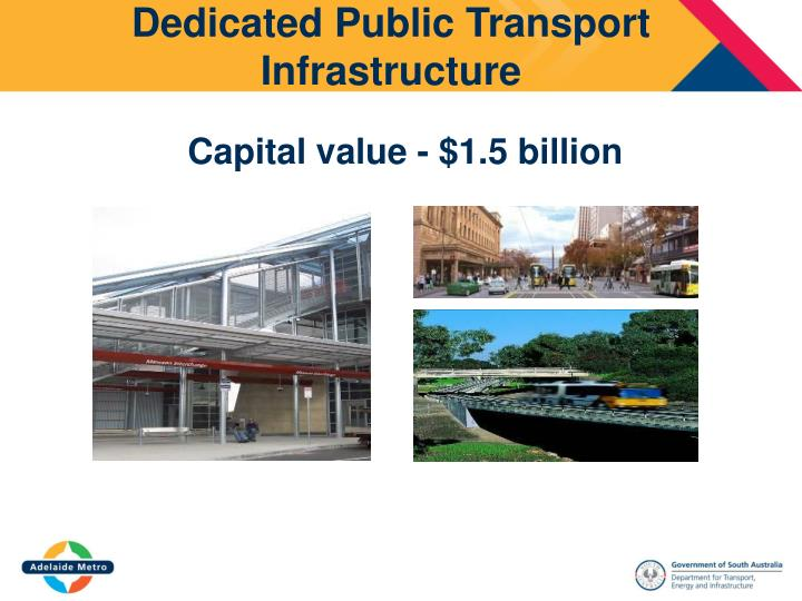 Dedicated Public Transport Infrastructure