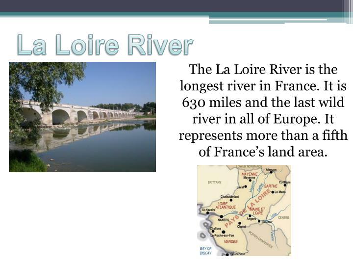 La Loire River