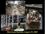 hurricane katrina august 29 2005