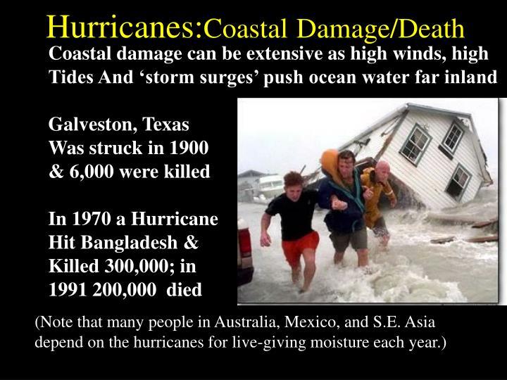 Hurricanes: