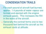 condensation trails1