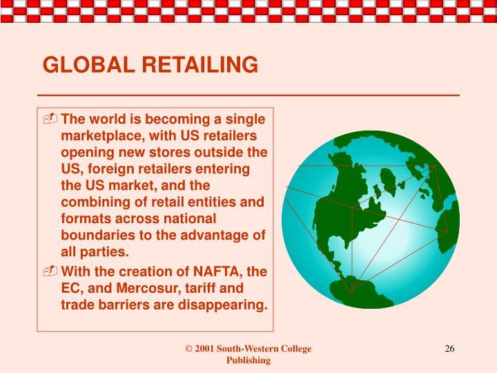 GLOBAL RETAILING