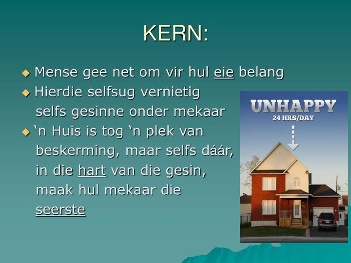 KERN:
