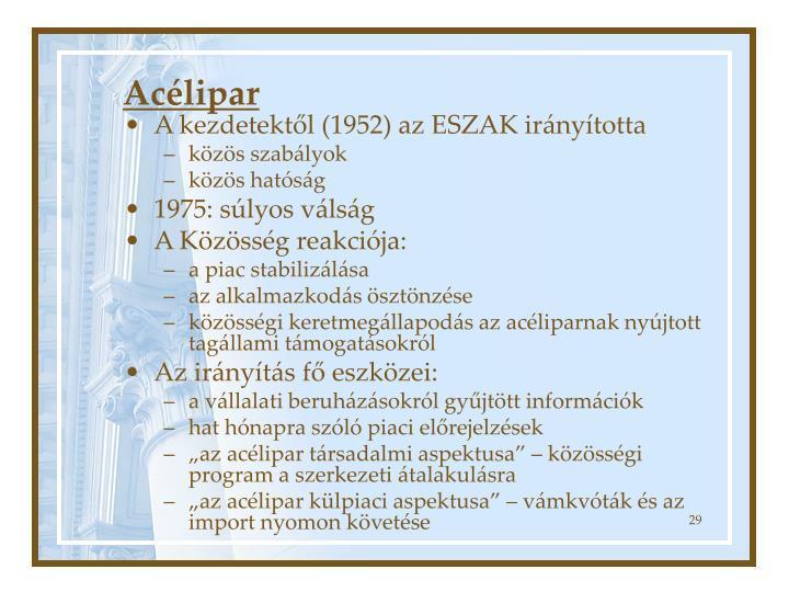 Acélipar