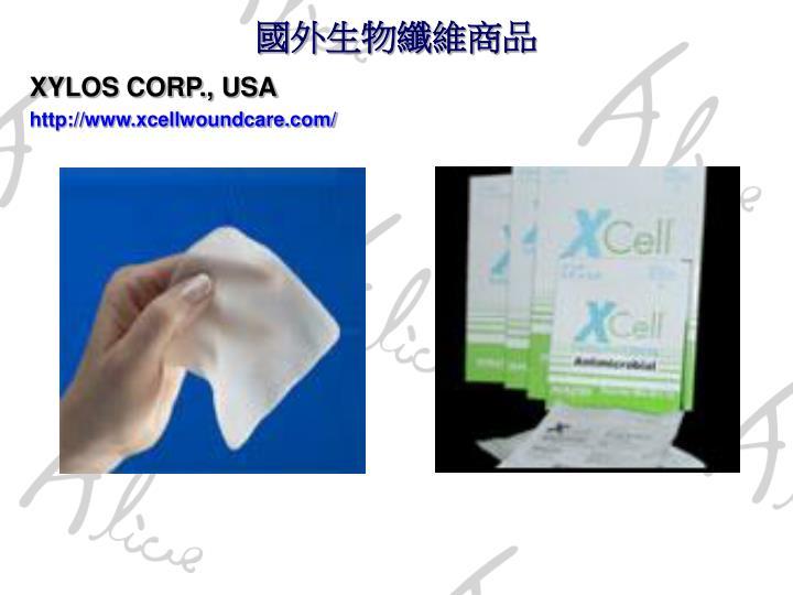 國外生物纖維商品