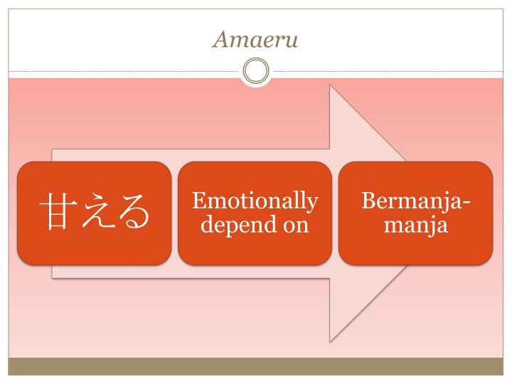 Amaeru