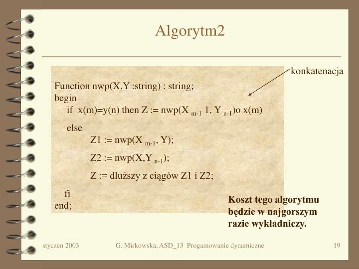Algorytm2