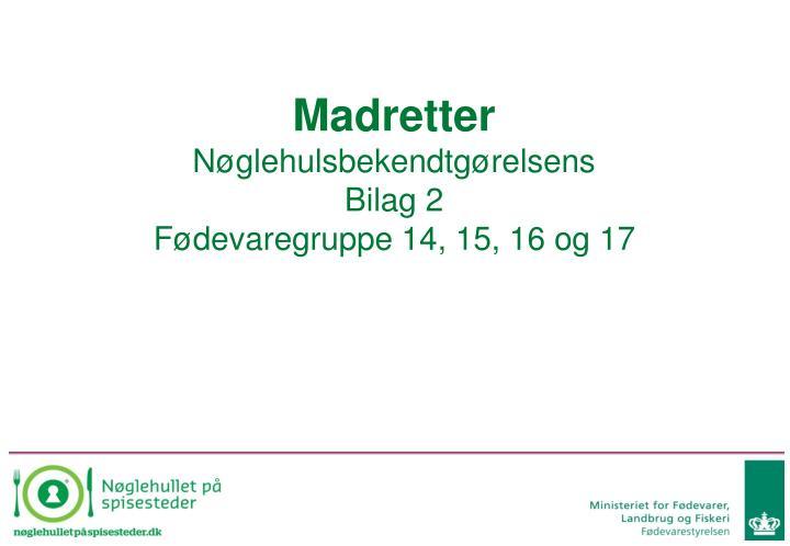 Madretter