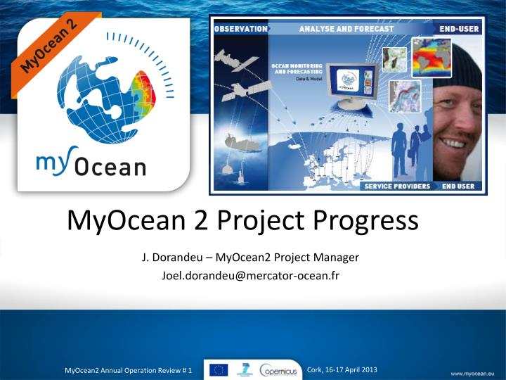 MyOcean 2 Project Progress