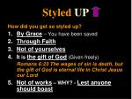 styled up14