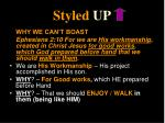 styled up15