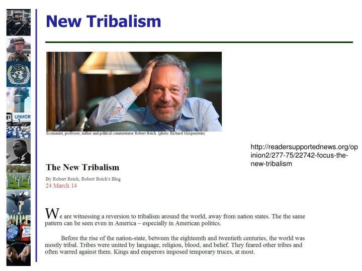 New Tribalism