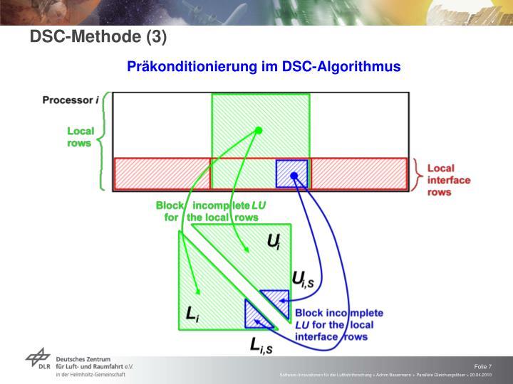 DSC-Methode (3)