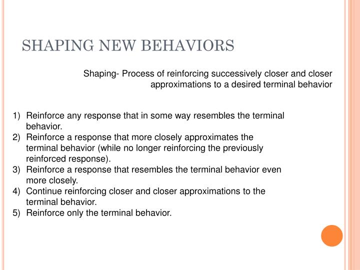 Ppt Behaviorism Powerpoint Presentation Id4180086