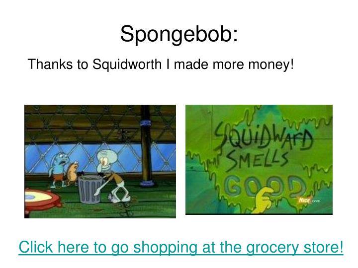 Spongebob: