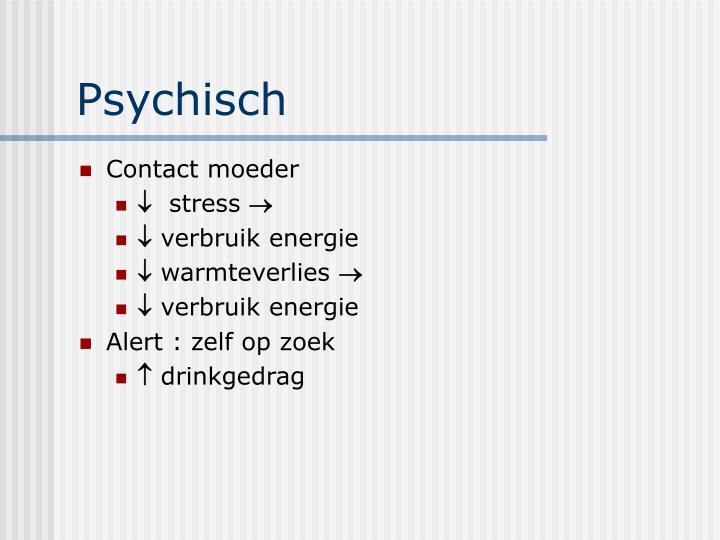 Psychisch